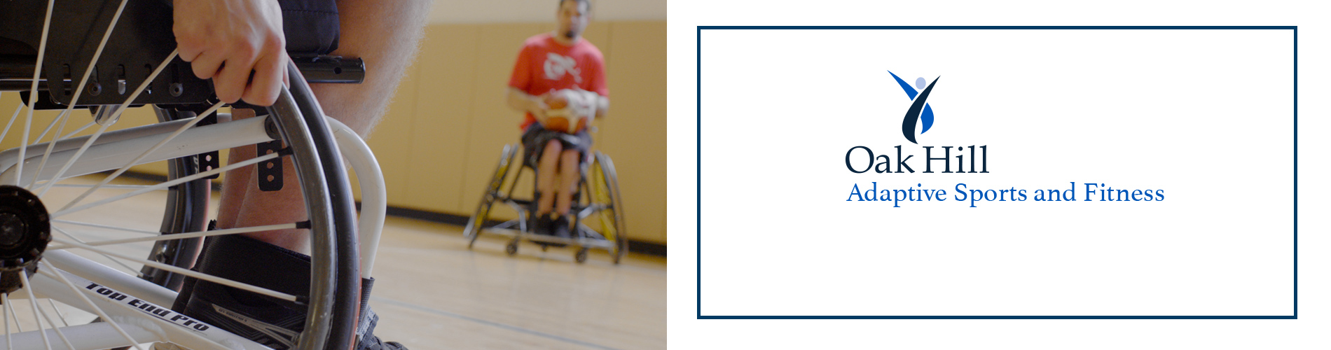 Adaptive Sports and Fitness banner