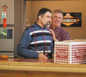 Hooker Brewery